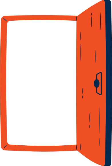 style orange door images in PNG and SVG   Icons8 Illustrations