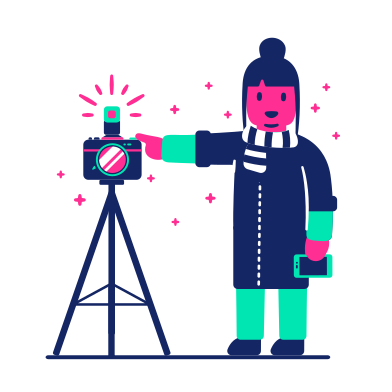 style Take a photo images in PNG and SVG | Icons8 Illustrations