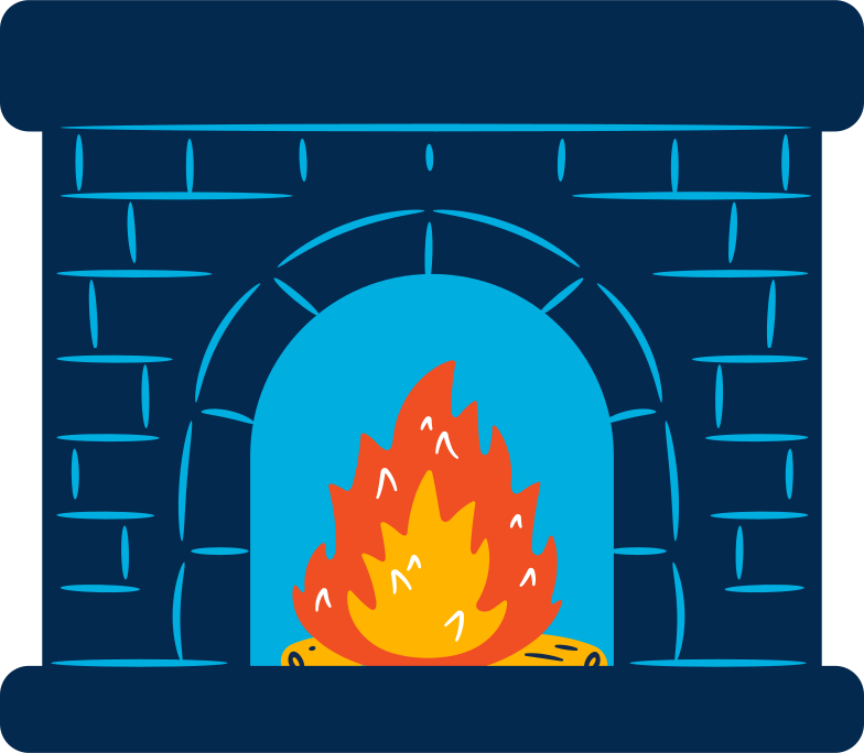 style fireplace Vector images in PNG and SVG | Icons8 Illustrations