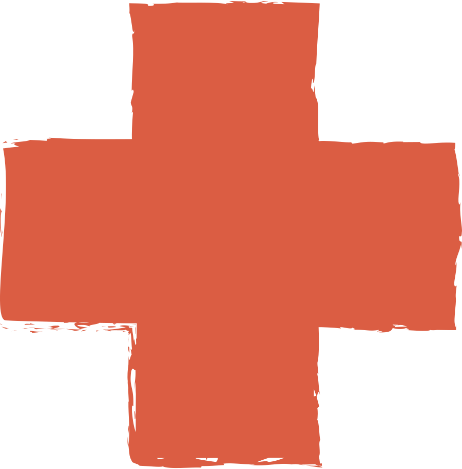 cross-red Clipart illustration in PNG, SVG