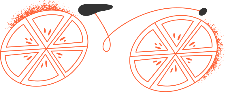 come back later 2  bicycle Clipart illustration in PNG, SVG