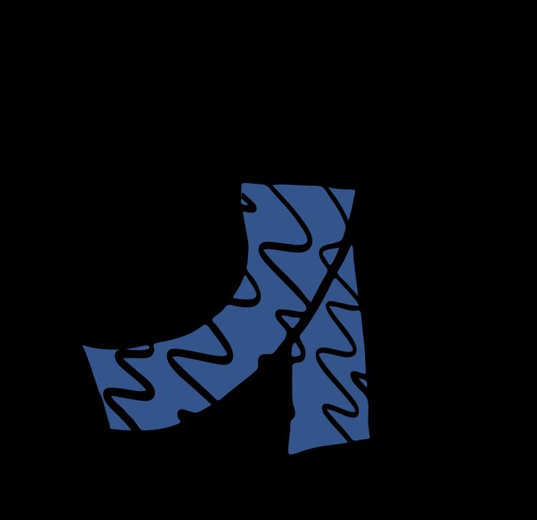 Strolling Clipart illustration in PNG, SVG
