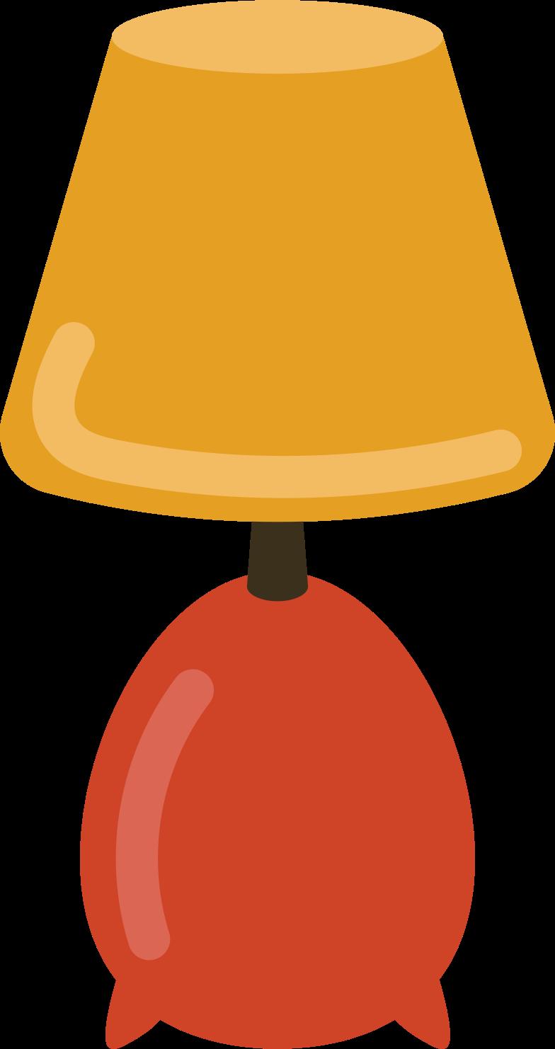 lamp room Clipart illustration in PNG, SVG