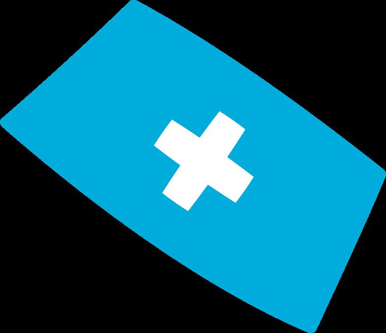 medic cap Clipart illustration in PNG, SVG
