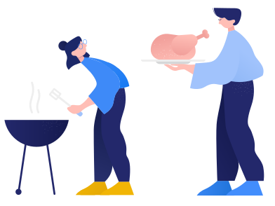 style 焼き鳥 images in PNG and SVG | Icons8 Illustrations