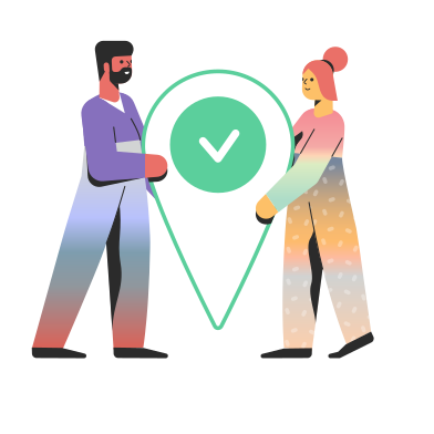 style Location access images in PNG and SVG | Icons8 Illustrations