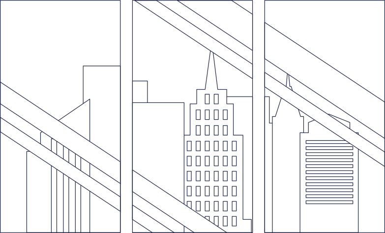 style megapolis in window line Vector images in PNG and SVG | Icons8 Illustrations
