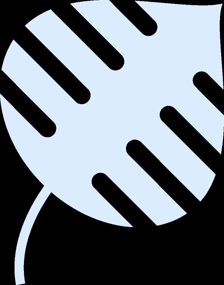 leaf Clipart illustration in PNG, SVG