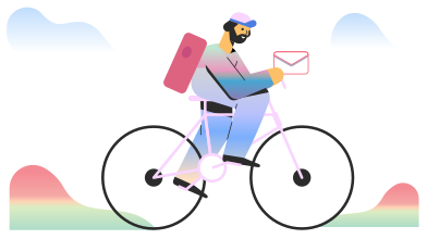 style Delivering a message images in PNG and SVG | Icons8 Illustrations