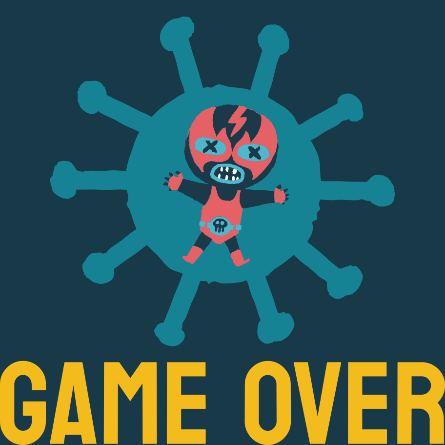 style Game over Vector images in PNG and SVG | Icons8 Illustrations