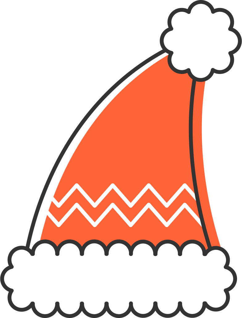 style christmas hat Vector images in PNG and SVG | Icons8 Illustrations