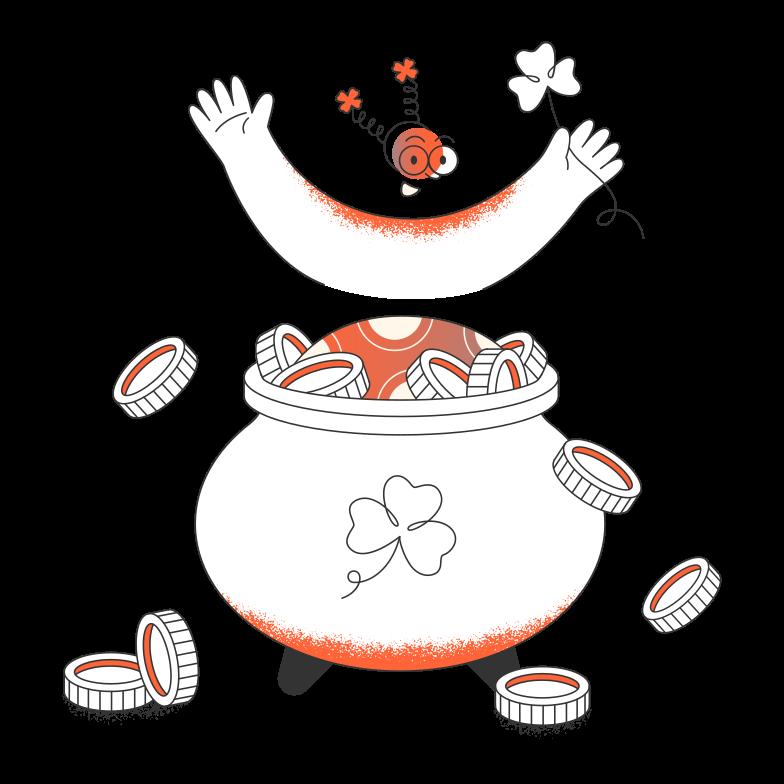 Saint Patricks's Day Clipart illustration in PNG, SVG