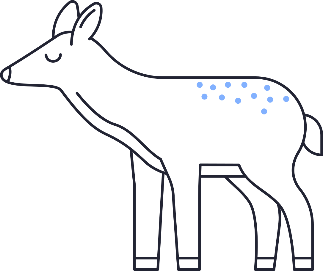 style deer Vector images in PNG and SVG   Icons8 Illustrations