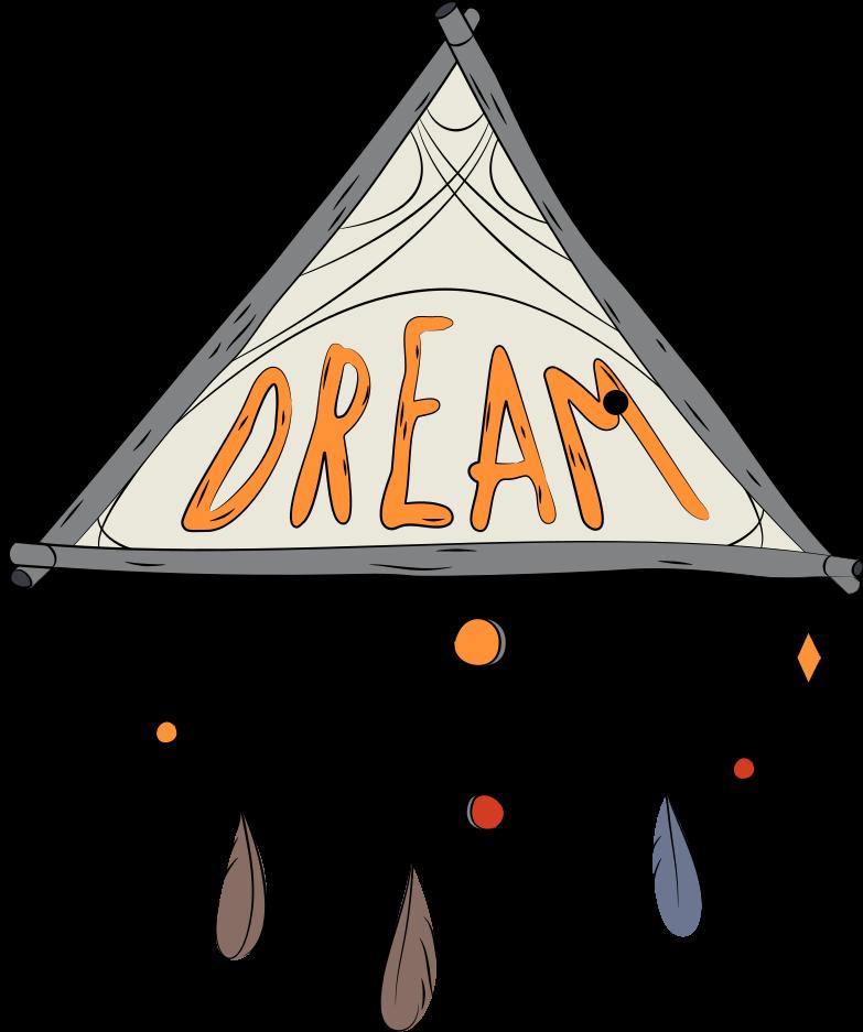 vb dream Clipart illustration in PNG, SVG