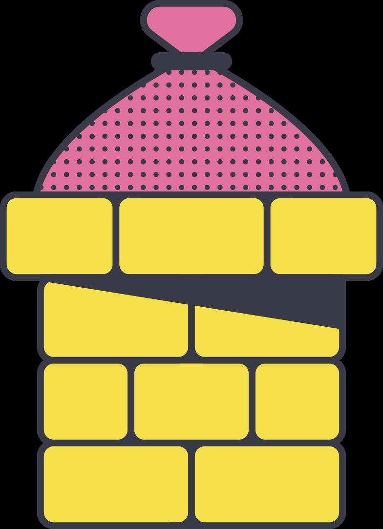 chimney Clipart illustration in PNG, SVG