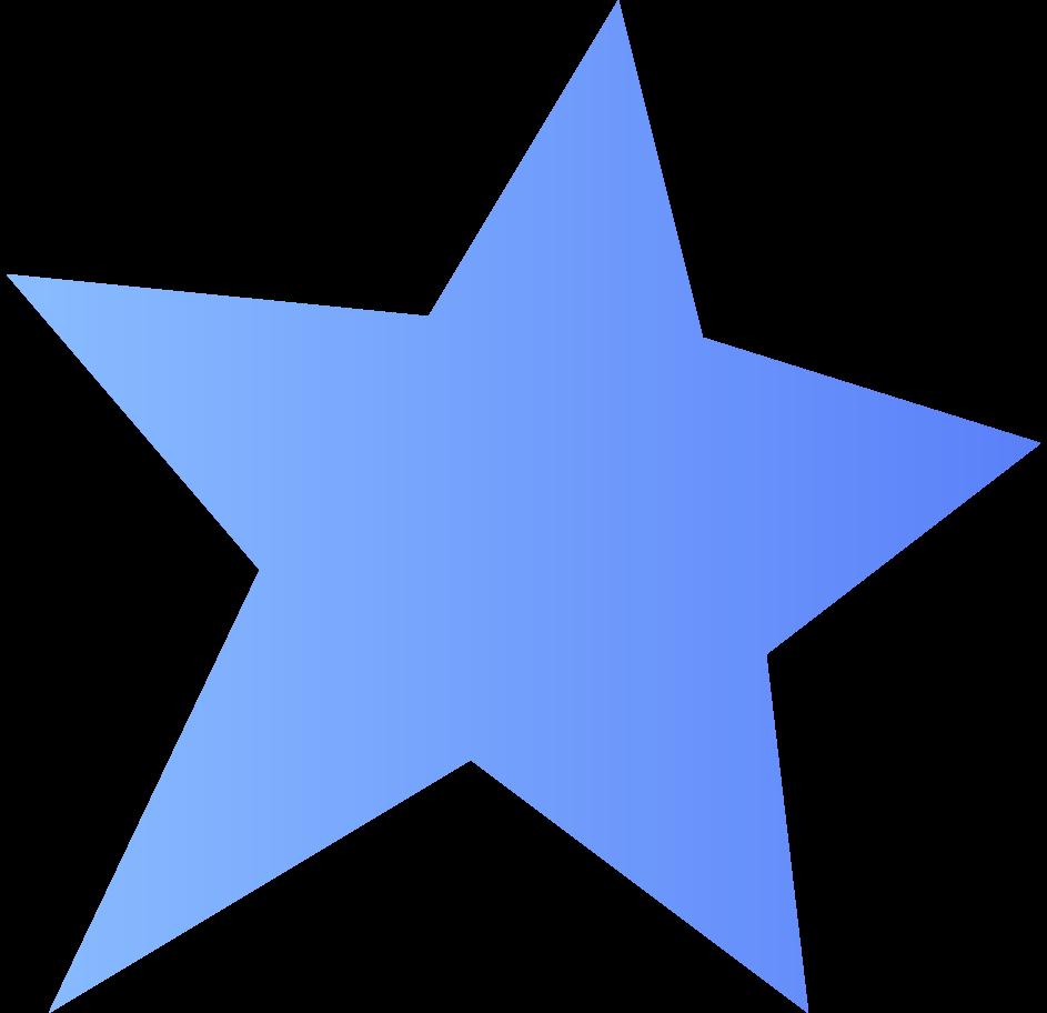 big star Clipart illustration in PNG, SVG