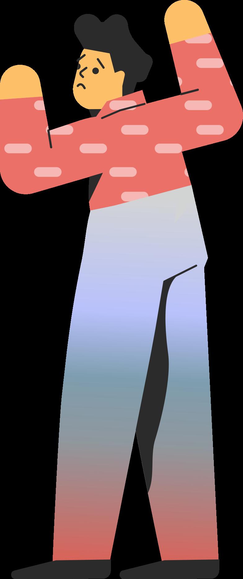 criminal Clipart illustration in PNG, SVG