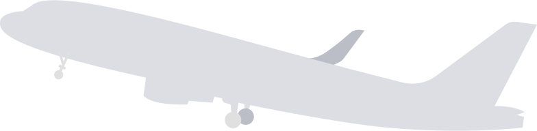 welcome!  plane Clipart illustration in PNG, SVG