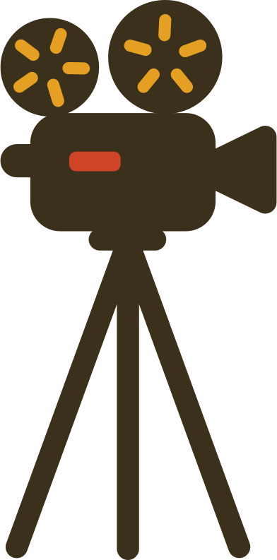 style camera movie video images in PNG and SVG | Icons8 Illustrations