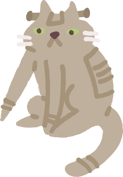 style cat sitting images in PNG and SVG   Icons8 Illustrations