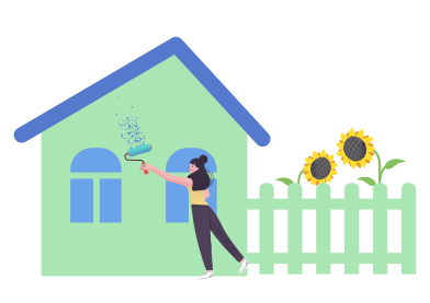 style House renovation images in PNG and SVG | Icons8 Illustrations