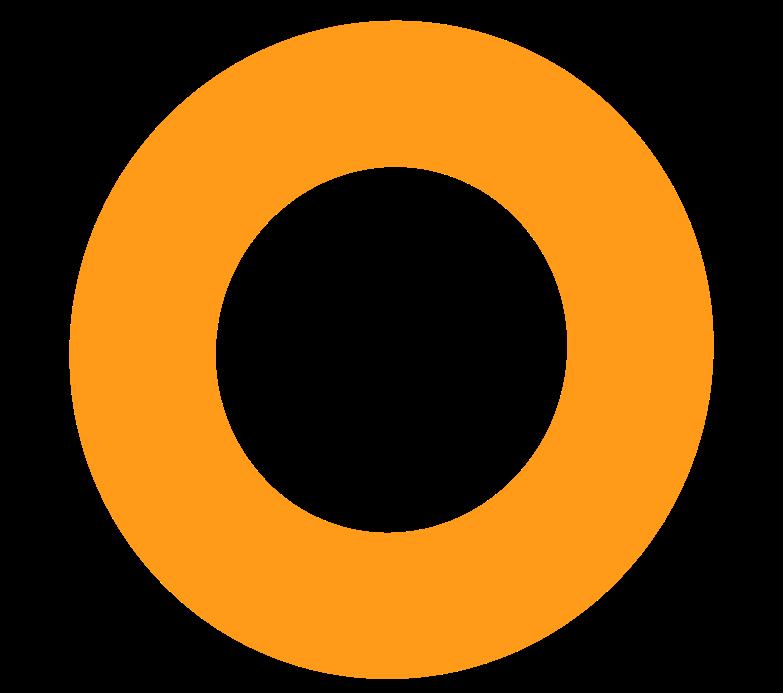 ring yellow Clipart-Grafik als PNG, SVG