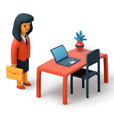 style Office worker images in PNG and SVG | Icons8 Illustrations