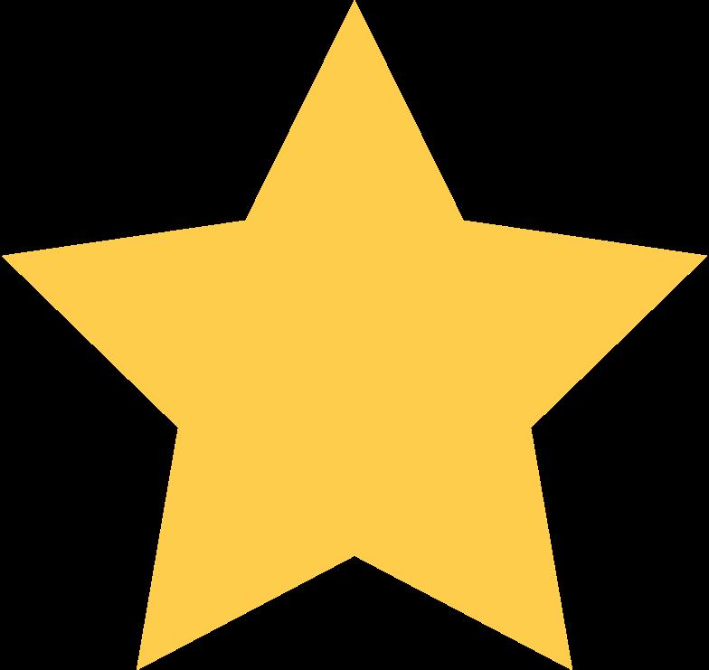 Immagine Vettoriale star-gialla in PNG e SVG in stile  | Illustrazioni Icons8