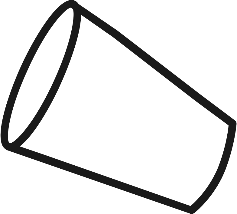 simple cup Clipart illustration in PNG, SVG