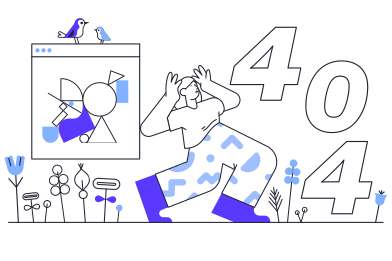 style 404 error images in PNG and SVG | Icons8 Illustrations