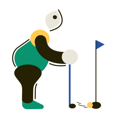 Golf Clipart Illustrations & Images in PNG and SVG