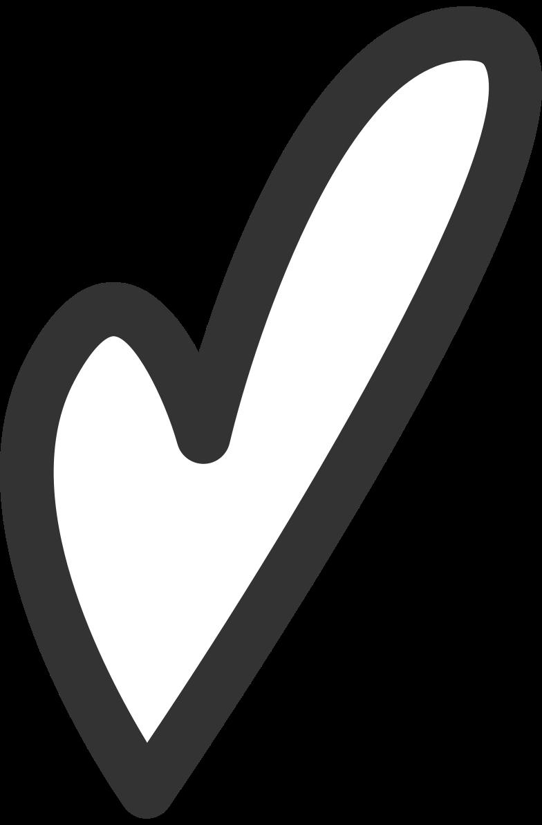 message sent message sent  heart Clipart-Grafik als PNG, SVG