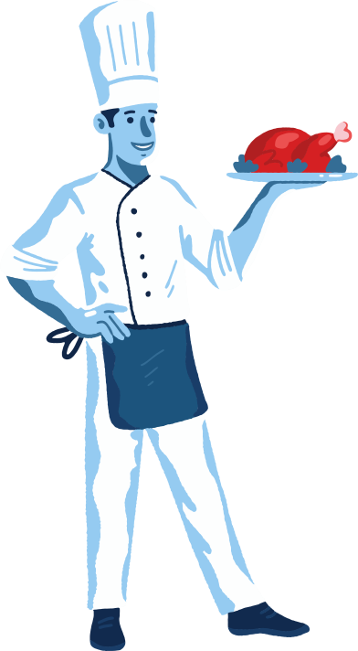 style chef images in PNG and SVG | Icons8 Illustrations