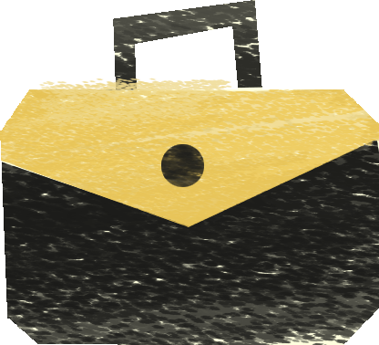 attache case Clipart illustration in PNG, SVG