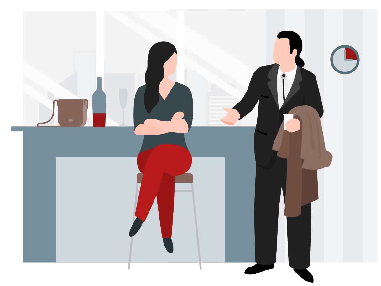style Late for a date images in PNG and SVG | Icons8 Illustrations