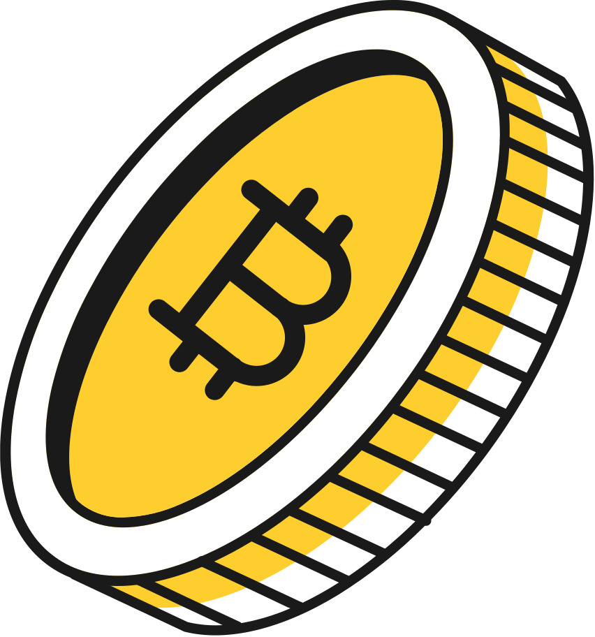 style bit coin Vector images in PNG and SVG | Icons8 Illustrations