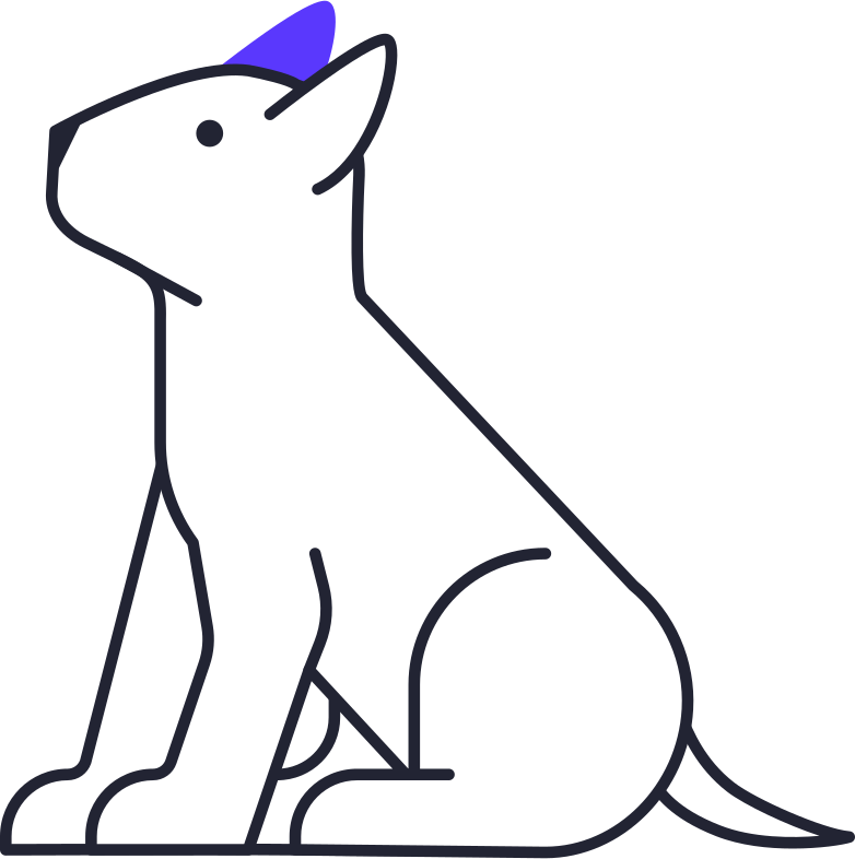 style dog bull terrier Vector images in PNG and SVG | Icons8 Illustrations