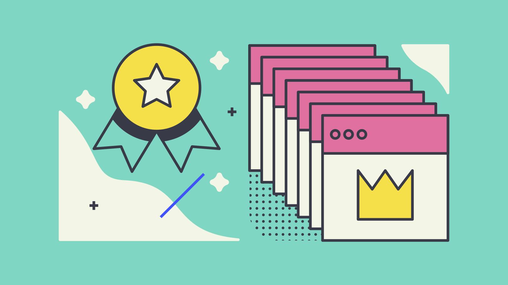 Illustration clipart améliorer aux formats PNG, SVG
