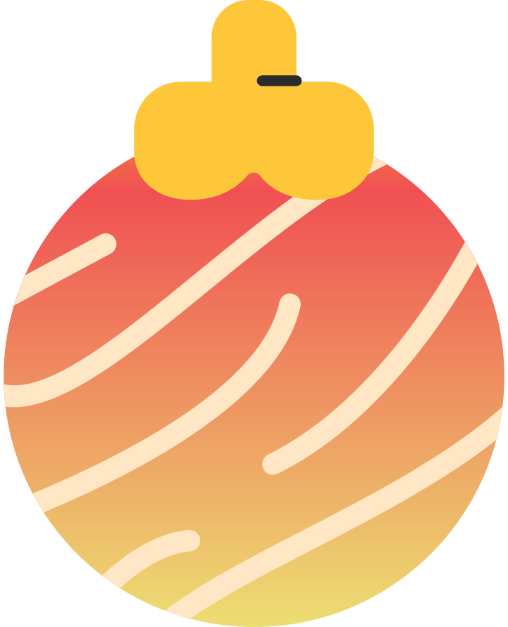 style christmas ball striped Vector images in PNG and SVG | Icons8 Illustrations