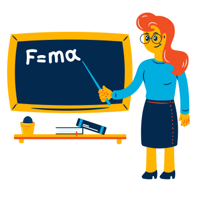 style School teacher images in PNG and SVG | Icons8 Illustrations