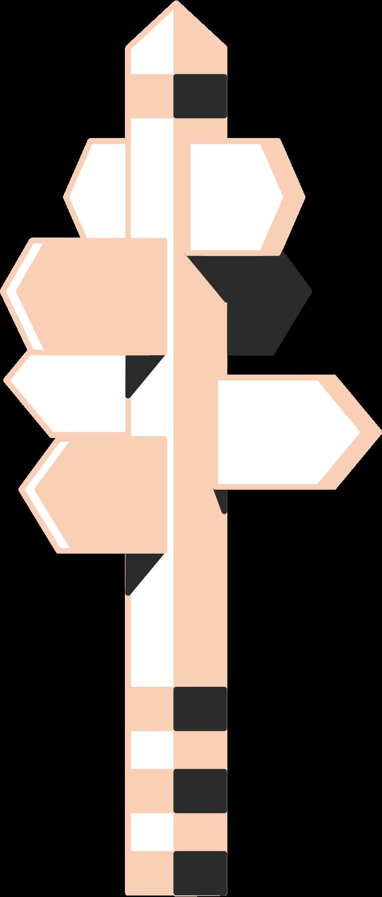 navigation post Clipart illustration in PNG, SVG