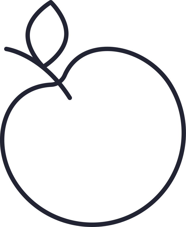 healthy life  apple Clipart illustration in PNG, SVG