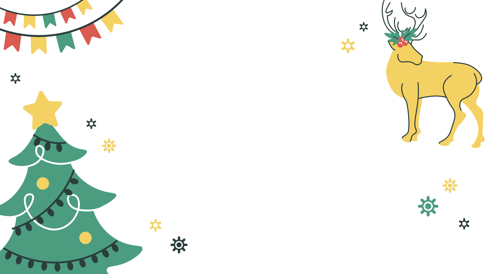Christmas snow Clipart illustration in PNG, SVG