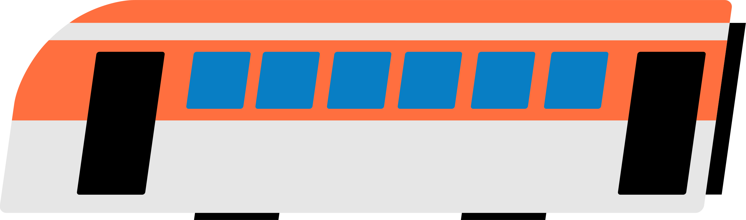train Clipart illustration in PNG, SVG