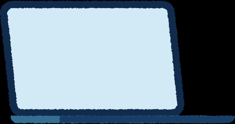 Computador portátil Clipart illustration in PNG, SVG