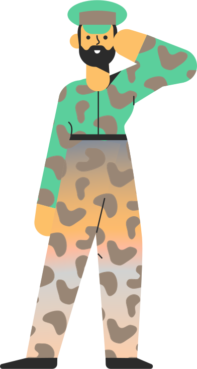 style military images in PNG and SVG | Icons8 Illustrations