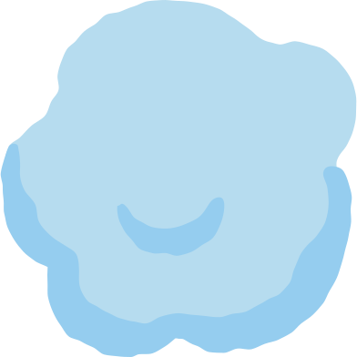 style small chubby cloud images in PNG and SVG | Icons8 Illustrations