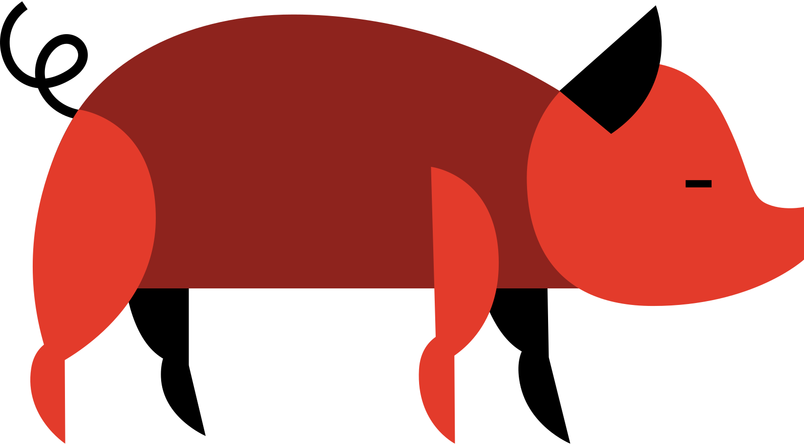 style pig Vector images in PNG and SVG   Icons8 Illustrations