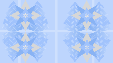 style Christmas trees and snowflakes images in PNG and SVG | Icons8 Illustrations