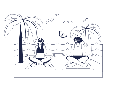 style VR Yoga images in PNG and SVG | Icons8 Illustrations